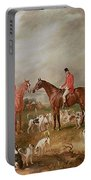 The Birton Hunt Portable Battery Charger by John E Ferneley