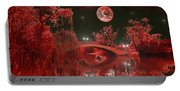 The Blood Moon Portable Battery Charger