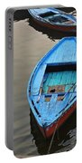 The Blue Boat Portable Battery Charger by Kim Bemis