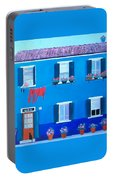 The Blue House Burano Portable Battery Charger