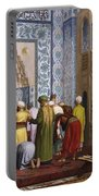 The Blue Mosque Portable Battery Charger by Jean Leon Gerome