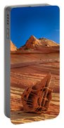 The Bone Yard In The North Coyote Buttes Portable Battery Charger