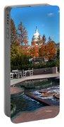 The Botanic Garden Fountain Portable Battery Charger