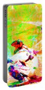 The Boys Of Summer 5d28228 The Catcher Square Portable Battery Charger