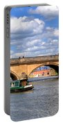 The Bridge At Henley-on-thames Portable Battery Charger