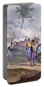 The British Royal Horse Artillery - Portable Battery Charger by English School