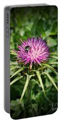 The Bug And The Thistle Portable Battery Charger
