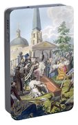 The Burial, 1812-13 Portable Battery Charger