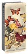 The Butterfly Book Portable Battery Charger