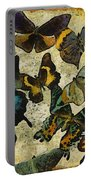 The Butterfly Collection #1 Portable Battery Charger