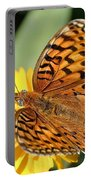 The Butterfly Effect Portable Battery Charger