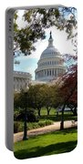 The Capitol Building  Portable Battery Charger