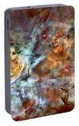 The Carina Nebula Portable Battery Charger