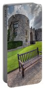 The Castle Bench Portable Battery Charger