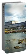 The Castle Fort On The Harbor Portable Battery Charger