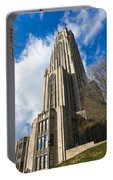 The Cathedral Of Learning 2g Portable Battery Charger