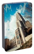 The Cathedral Of Learning 3 Portable Battery Charger