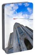 The Cathedral Of Learning 4 Portable Battery Charger