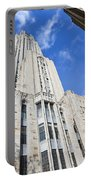 The Cathedral Of Learning 5 Portable Battery Charger