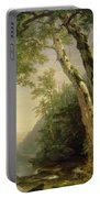 The Catskills Portable Battery Charger by Asher Brown Durand