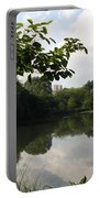 The Central Park Pond Portable Battery Charger