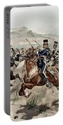 The Charge Of The Light Brigade, 1895 Portable Battery Charger