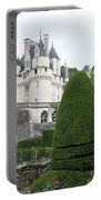 The Chateau's Towers View Portable Battery Charger