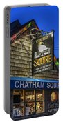 The Chatham Squire Portable Battery Charger