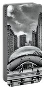 The Chicago Bean II Portable Battery Charger