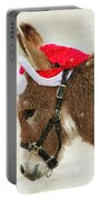 The Christmas Donkey Portable Battery Charger
