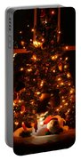 The Christmas Tree Portable Battery Charger