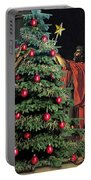 The Christmas Tree Of The Horatii Portable Battery Charger