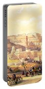 The Citadel Of Cairo Residence Of Mehemit Ali Portable Battery Charger