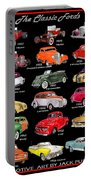 Ford Poster Art Portable Battery Charger