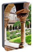 The Cloisters Portable Battery Charger