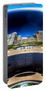 The Cloud Gate Portable Battery Charger
