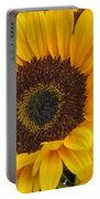 The Color Of Summer - Sunflower Portable Battery Charger