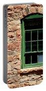 The Comondant Lived Here Portable Battery Charger by Joe Kozlowski