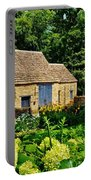 The Cotswald Barn And Dovecove Portable Battery Charger