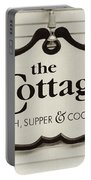 The Cottage In Lake Placid New York  Portable Battery Charger