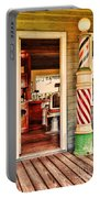 The Country Barber Portable Battery Charger