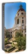 The Courtyard - Beautiful Pasadena City Hall. Portable Battery Charger