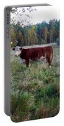 The Cow Portable Battery Charger