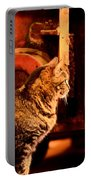 The Crane Yard Cat Portable Battery Charger