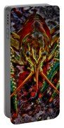 The Crawdad Digital Art Portable Battery Charger