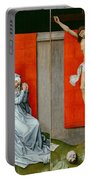 The Crucifixion With The Virgin And Saint John The Evangelist Mourning Portable Battery Charger