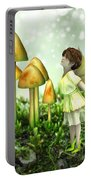 The Curious Fairy Portable Battery Charger
