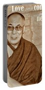 The Dalai Lama Portable Battery Charger