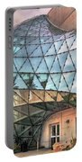 The Dali Museum St Petersburg Portable Battery Charger by Mal Bray