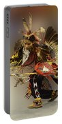 Pow Wow The Dance Portable Battery Charger